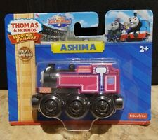 ASHIMA Thomas the Train & Friends Wooden Railway DFX19 Real Wood NEW !