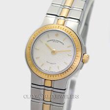 Vacheron & Constantin Lady Phidias Automatic Wrist Watch Silver Dial Steel/Gold