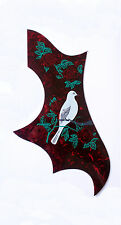 Acoustic Guitar Self-Adhesive Dove Design Pickguard Scratchplate UK