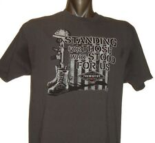 VINTAGE FOXWORTHY REDNECK WEAR - STANDING FOR THOSE WHO STOOD FOR US  XL T shirt