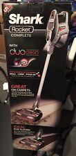 Shark DuoClean Corded Stick Vacuum Cleaner HV380UK- 5 Years Manufactu Guarantee