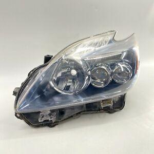2012 2013 2014 2015 Toyota Prius LED Projector Left OEM Headlight