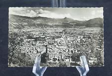 Postcard Grenoble Panorama Telepherique de la Bastille France Posted 1965 BW