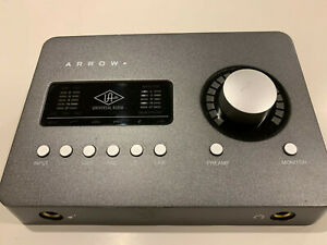 Universal Audio Arrow Thunderbolt 3 Interface