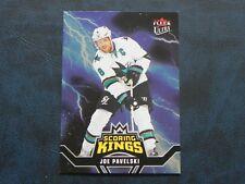 2016-17 Fleer Ultra Scoring Kings #SK7 Joe Pavelski San Jose Sharks