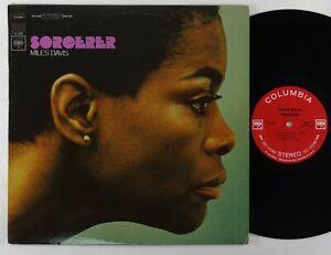 """Miles Davis """"Sorcerer"""" Jazz LP Columbia 9532"""