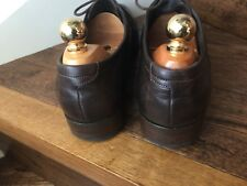 A Lovely Pair of 'Giorgio Armani' Mens Leather Shoes.