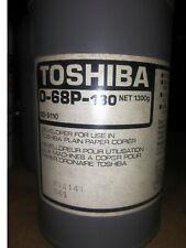 Genuine Toshiba D-68P-130 Developer Toshiba BD9100/9110/9230/9240 Copier D68P130
