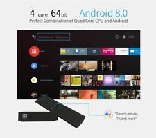 Mecool KM8 16GB Android TV with Voice Remote