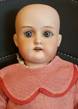 """Rare ORIGINAL Antique Armand Marseilles 310 A 13"""" Bisque Doll Floradora Germany"""