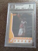 1996-97 Bowman's Best Michael Jordan #80 BGS 9 HOF