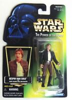 Bespin Han Solo Star Wars The Power of the Force Action Figure NIP Kenner NIB