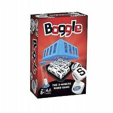 Hasbro Boggle Board Game Size 8 Years A9180
