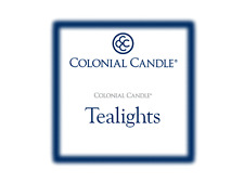 Colonial at Home Tealights - Pick Your Own Tealights