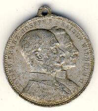 KAISER Franz Josef I. und KAISER Wilhelm II. - AUGUST 1914 - ANSEHEN (8941/882)