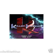 Killer Instinct 1-8 SOUND ROMS for Arcade Version Game Board Eprom Jamma PCB KI1