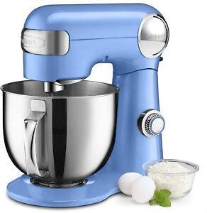 Cuisinart Precision Master 5.5-Quart 12-Speed Stand Mixer - Blue