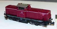 Fleischmann 7230 Diesellok BR 211 281-1 DB Spur N altrot Lokomotive Lok