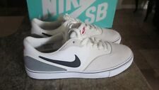 629a1668f9 NEW NIKE SB PAUL RODRIGUEZ 9 VR SKATEBOARD MEN SHOES WHITE SIZE 8