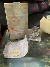 Calico Kittens You`Re So Huggable 623563 Priscilla Hillman 1993 Figurine