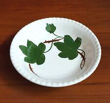 Blue Ridge Bramble Small Vintage Fruit Bowl Green Ivy Leaves Berry Dish