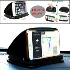 Sun Protection Center console Car PDA GPS Phone Mount Holder Support Stand Tool