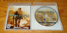 Call of Duty: Modern Warfare 2 (PlayStation 3, 2009) Complete Excellent
