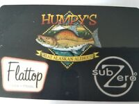 Gift Card $50 Humpy's  Ale House Gift Card $50 KONA or Anchorage