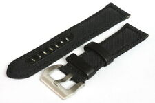 24mm Best quality and best price genuine Leather/Nylon watch strap - 143653
