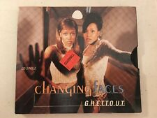 Changing Faces GHETTOUT CD Single 1997 big beat
