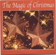 MAGIC OF CHRISTMAS - PROMO CD: FRANK SINATRA, GENE AUTRY, SHAKIN STEVENS ETC