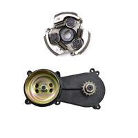 T8F 14 Tooth Clutch Gear Box Drum for 47cc 49cc Mini Pocket Bike ATV Quad Buggy