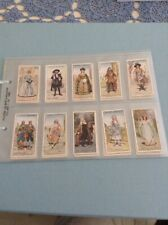 John Player 1925 Full Set Gilbert & Sullivan 1st Series