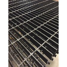 DIRECT METALS 20125S075-C2 Bar Grating,Smooth,36In. W,0.75In. H