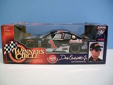 New 1:24 Scale NASCAR Winners Circle #1 Dale Earnhardt Jr Coca Cola Diecast Car