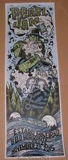 John Fellows Pearl Jam Belo Horizonte Brazil Poster Print Signed Numbered AP Art