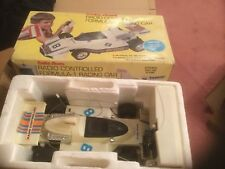 Vintage Radio Shack Radio Controlled Formula 1 Racing Car