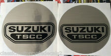 SUZUKI GSX750 GSX1100 KATANA GSX ENGINE COVER DECALS EMBLEMS