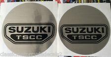 Suzuki GSX750 GSX1100 Katana GSX emblemas de calcomanías de Cubierta del motor