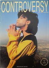 PRINCE Controversy Magazine # 28 Rare UK Original Fanzine rare April 1991