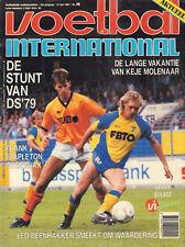V.I. 1987 nr. 26 - FRANK STAPLETON / ZWEDEN / LEO BEENHAKKER / RON JANS / DS'79