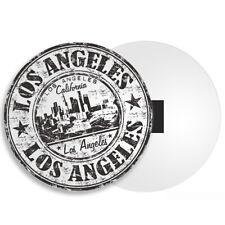 Los Angeles California Map Fridge Magnet - USA America Travel Fun Gift #4399
