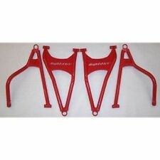 2014-2016 Polaris RZR 1000 Max Front Forward Upper & Lower Control Arms Red