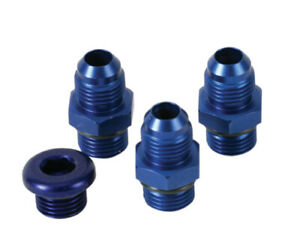 Turbosmart FPR Fitting Kit -6AN to -6AN