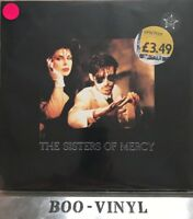 """THE SISTERS OF MERCY DOMINION 1988 UK 4 TRACK 12"""" MR43T A1/B1 EXCELLENT VINYL"""