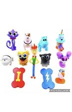 12 PCS Puppy Dog Pals Bingo Rolly Hissy Action Figures Set Figurine Playset Toys