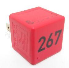 899519000 Audi VW Seat Skoda 4-Pin Magnetic Clutch Red Relay-267 SHO 443919578C