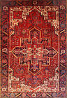 Hand-knotted Rug (Carpet) 8'3X12, Heriz mint condition