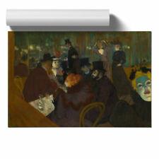 Henri de Toulouse-Lautrec Vintage Art Prints