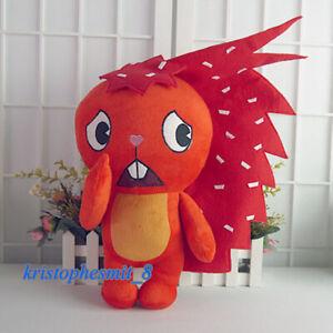 "Happy Tree Friends Flaky Plush Toys Stuffed Doll HTF Cosplay 38cm/14.9"" Present"